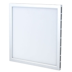 The LED Panel Light Is Assembled by 6 Main Parts