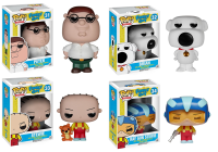 US Animated Sitcom Family Guy Is Making The Leap to The Collectables Market