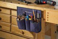 Rockler Woodworking and Hardware Has Introduced A Line of Pouches and Aprons