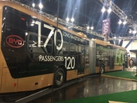 BYD Motors Introduced World's Largest Battery Electric Vehicle