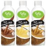 Australia Beverages Market Launched a New Taste Flavoured Coconut Milk Range