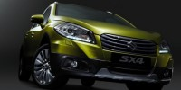 New Suzuki SX4 Is Launched