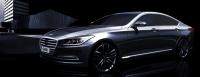 Hyundai Motor Unveiled The First Image Renderings of Genesis Premium Sedan