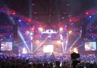 JBL VERTEC Line Array Loudspeakers Are Supplied for World's Largest Disco