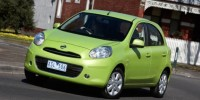 Micra Is No Longer Available with a Four-Cylinder Engine Following a Production