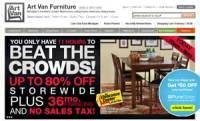Art Van Plans Big Black Friday Bargains and Giveaways