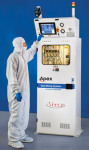 Veeco Instruments Introduced The Apex Gas Mixing System for Point-of-Use Gas Mixing