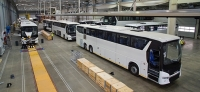 Scania Commences Manufacturing City Buses in Indian Plant