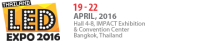 LED EXPO THAILAND 2016 Will Open More Opportunities in ASEAN LED Markets