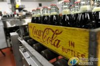 Soda Sold in Glass Bottles Is Providing a Rare Spot of Growth