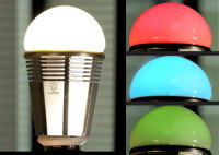 A Competing Product Has Turned up on Indiegogo Called The Lumen Bluetooth LED Bulb