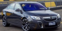 It's a Difficult Car to Approach, The Opel Insignia Opc