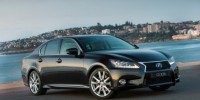2014 Lexus GS :a new eight-speed automatic standard and a new four-cylinder hybrid added