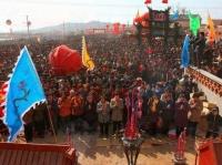 The Sea Sacrifice Festival Originated From Zhougezhuang Village
