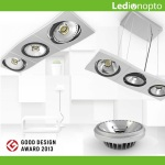 The 17W AR111 Module and Lighting Series Has Won The Good Design 2013