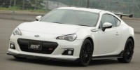 The Subaru BRZ TS STI Concept Has Been Unveiled in Japan