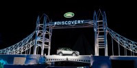 New Land Rover Discovery Unveiled Atop The Largest LEGO Structure Ever Built