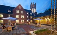 An Alignment of Program Leds to an Environmentally Sensitive, High-Tech Classroom Building
