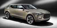 Aston Martin Is Moving Ahead with Plans to Launch a Full-sized SUV