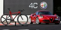 Alfa Romeo to Launch a Road Bike,The'alfa Romeo 4c Ifd'inspired by Its Lauded 4c Car
