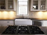Requires Extensive Wiring So That The Entire Countertop Surface Area Sufficient Lighting