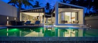 The Architect Sirapop Thongnun at PJC Wood Have Realized The Mandalay Beach Villas