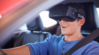 Toyota and Oculus to Creat a Virtual Reality Driving Simulator for Learner Drivers
