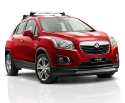 Holden Has Introduced The New Trax Small SUV
