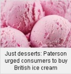 "Britain Is Facing a ""Dessert Deficit"" to Rival The Economic Deficit"