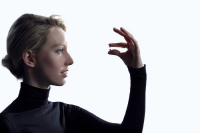 Elizabeth Holmes Portrayed as a Sort of Steve Jobs for The Life Sciences