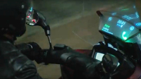 Samsung's Smart Windshield Is The Coolest Motorcycle Tech You'll See Today