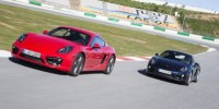 """GT3-style version of the mid-engined Cayman is """"under discussion"""""""