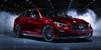 Infiniti Q50 Eau Rouge Concept Has Been Announced at The 2014 Detroit Auto Show