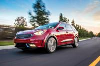 Kia Motors Launches 2017 Hybrid Niro at Chicago Motor Show