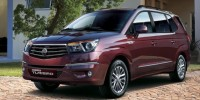 Ssangyong Stavic with The Freshly Styled People-Mover Making Its International Debut