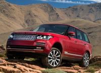 The Land Rover Range Rover Has a Decades-Deep Reputation for Being an Upscale