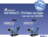 PFS Collaborates with Primatech to Launch Nailer