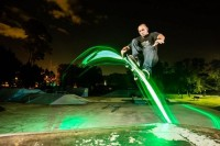 An Ideal Gift for Skateboarders This Christmas Might Be Additional LED Light Equipment