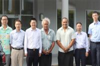 Chinese Delegation Visits Samoa Observer
