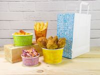Vegware Launches New Tasting Notes Packs for Food Packaging
