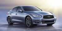Images of The Infiniti Q50 Have Been Accidentally Published