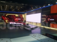 P5 Full Colour Indoor LED Display Project for Turkey 24TV Has Been Successfully Completed