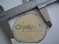 Crystal-N Is Now Moving From Production of 1-Inch to 2-Inch AlN and Accepting Pre-Orders