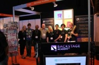 Backstage Academy Reports a Successful Exhibit at Its Second Annual PLASA Show