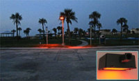Florida Beach Park Has Modified The LED Lights to Protect Sea Turtles