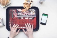 KFC Has Launched a New Food Tray in Its German Restaurants Which Includes a Keyboard