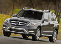 GLK250 Shouws Diesel Engines and SUVs Were Made for Each Other