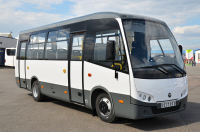 GAZ Group Has Unveiled New Vecto-3 and Liaz-4292 Medium Bus Models