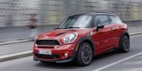The Mini Countryman and Paceman Will Be Available Locally