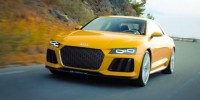 The first video of the Audi Sport quattro concept was officially released
